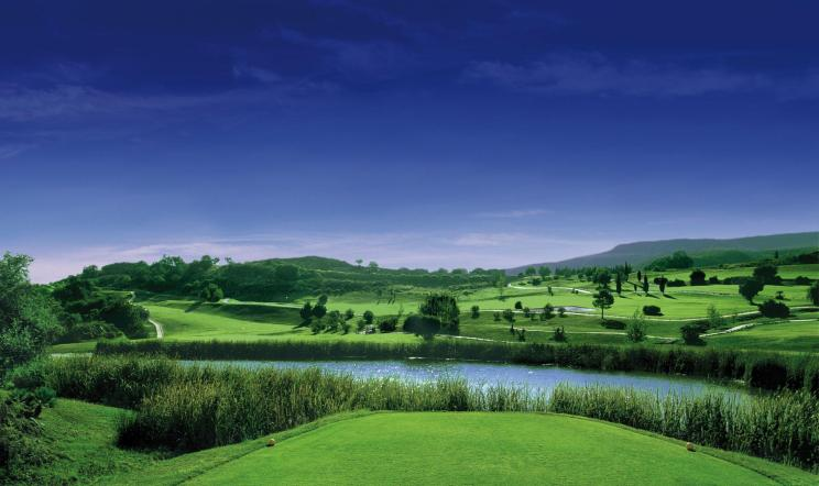 Golf Atalaya old